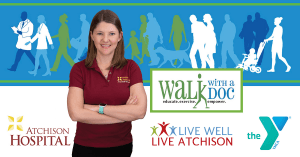 Walk with a Doc @ Atchison YMCA