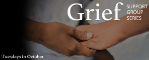 Fall 2019 Grief Support Series @ Atchison Hospital Cafeteria Conference Room